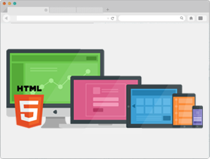 html 5 support