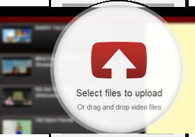 video upload controls