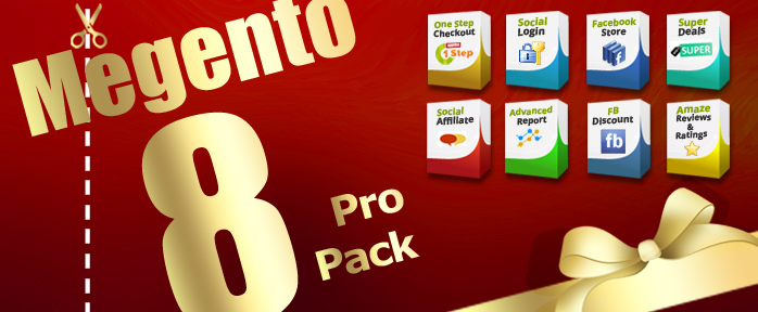 Magento Pro Pack