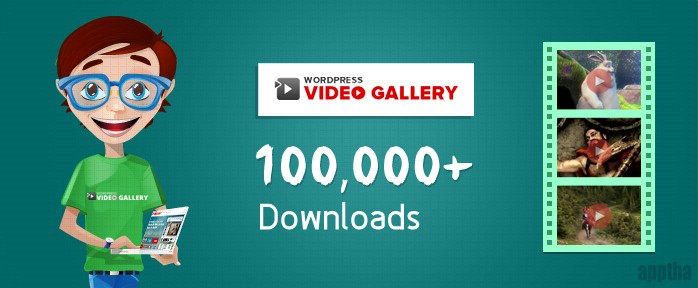 WordPress Video Gallery Download