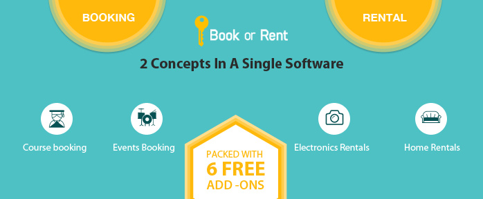 Apptha's Book or Rent Script Can Augment Your Customer Base