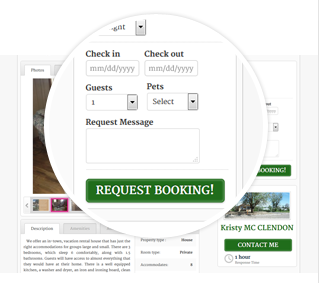 Request Booking