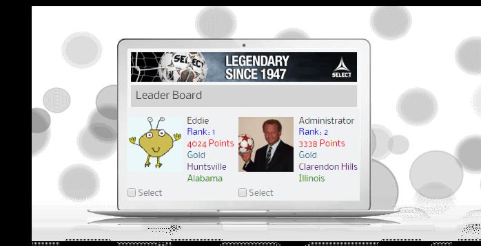 Customized Leaderboard