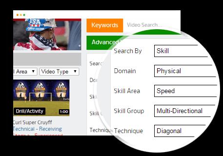 Advanced Video Search