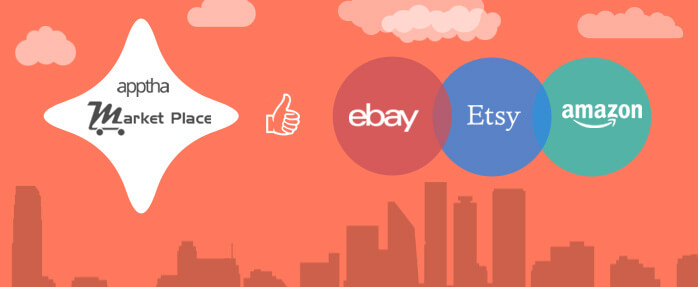 Marketplace like Amazon, Etsy, eBay