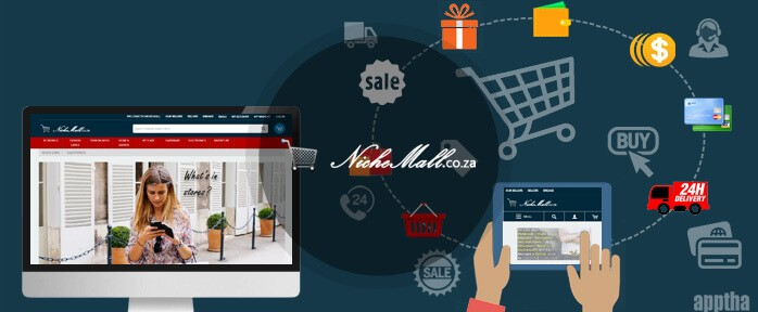 Nichemall Marketplace by Apptha