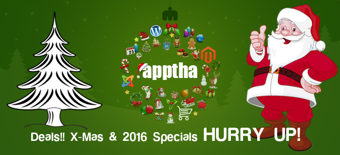 Apptha Christmas Deals
