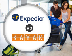 Kayak vs Expedia