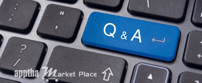 Q&A for building Marketplace