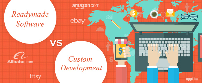 Readymade Marketplace Software vs Custom Development