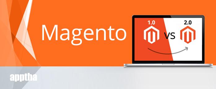Magento1 vs Magento 2