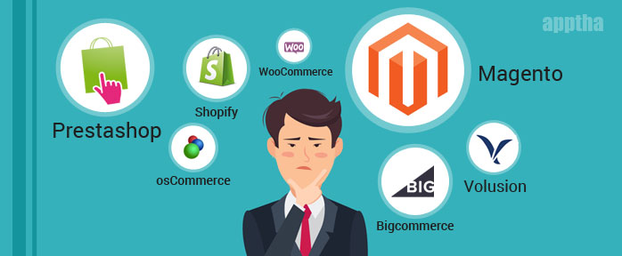 Top ecommerce platform for online stores