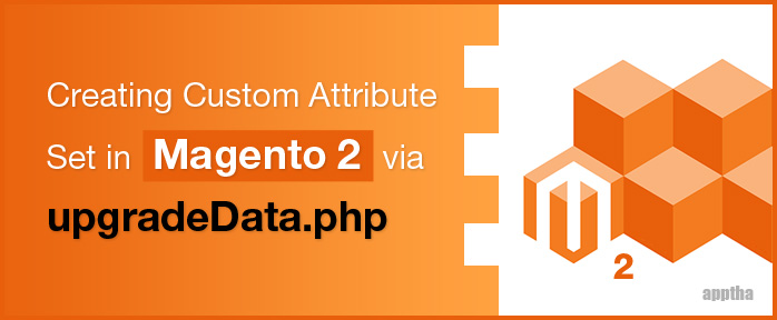 Custom Attribute Set in Magento 2
