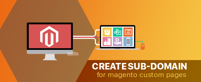 Create Custom Domain for Magento