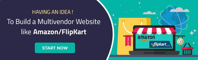 Build ecommerce website like flipkart