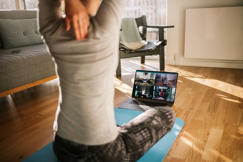 online fitness streaming platform